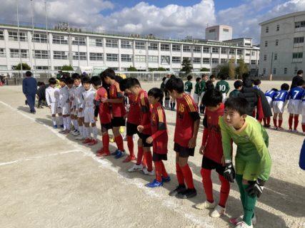 第33回南区長杯予選リーグ結果速報!(vs野多目、vs老司、vs柏原)