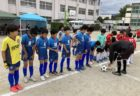 U-10 1st 南区リーグ優勝決定!!(vs西高宮、vs鶴田)