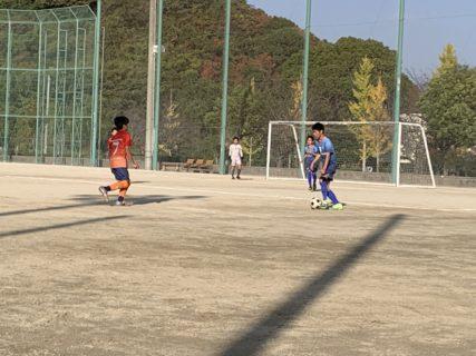 ジュニアユース2nd 支部リーグ vs ワンソウル〜新チームが徐々に始動し始めました〜