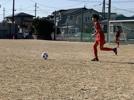 ジュニアユーストップ(U14) vs UKI(熊本)〜新チーム始動〜