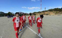 U13クラブユース福岡支部予選決勝トーナメント