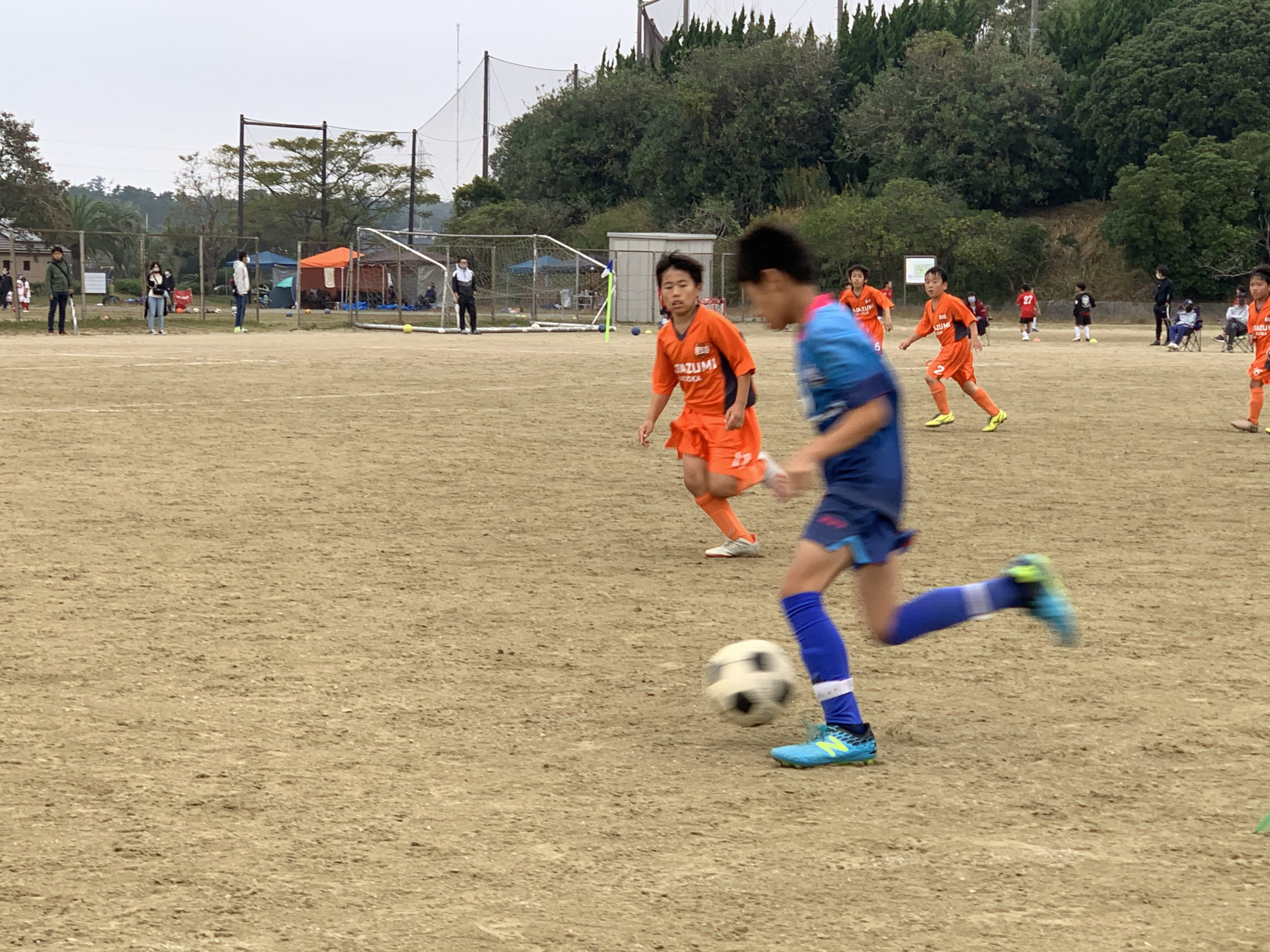 U-10 1st 南区リーグ(vsピアーチェ、vs長住)結果速報!