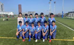 U-12 全日本サッカー選手権福岡県大会(vs志免ジュニア、vs川崎FC)ベスト16進出ならず!