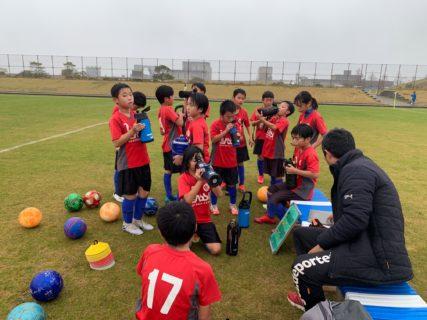 U11 2nd TRM vs 山口SC、ひびき、ストヤノフ〜3部リーグを戦うための準備をしていこう〜