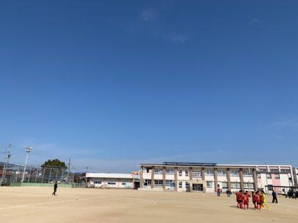 U-12・1st 練習試合 vs 小森野クレセール・那珂南