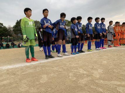 U12 2nd九州ジュニア福岡地区大会決勝トーナメント