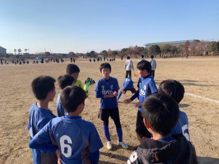 U-11・1st 筑後FC Kカップ参加!