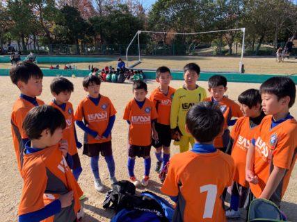 U-11・1st 練習試合 vs 東福岡