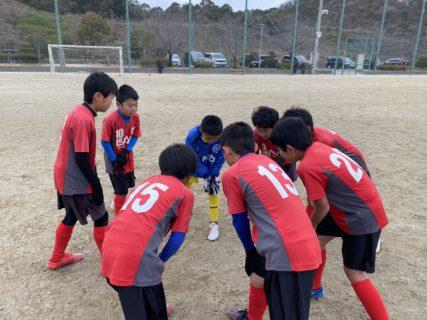 U11 2nd TRM vs レアッシU11 1st〜サッカーの本質を理解することによりテクニック、戦術を伸ばす〜