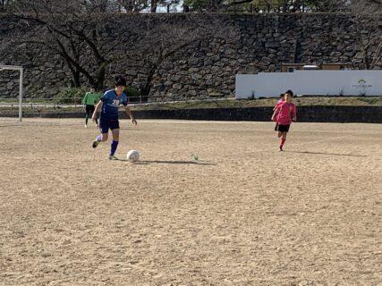 U13TRM in舞鶴公園【自分の限界を超えられる強い選手になろう】
