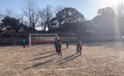 U-11・練習試合 vs リベルタ【レアッシらしいサッカー】を目指す