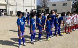 U-10 1st TRM(vs大橋、J-WIN)結果速報!