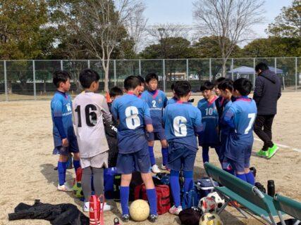 U-11・1st 福岡地区1部リーグ vs 田村マーズ