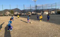 U-9・8 練習試合 vs TIPS U-9