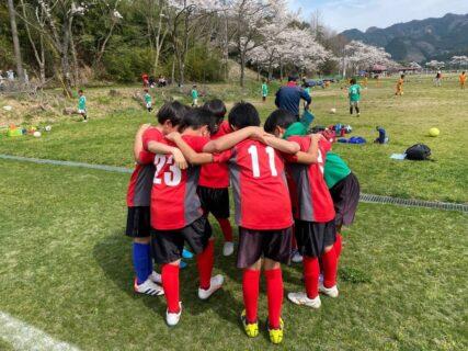 U11 2ndブレイズ フェスティバル【サッカー選手が持つべき気持ちを確認するところから】