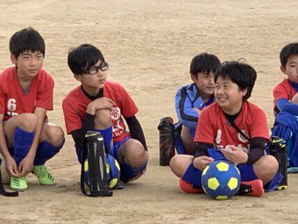 ジュニア卒団式【卒業おめでとう6年生!そして5年生への継承】