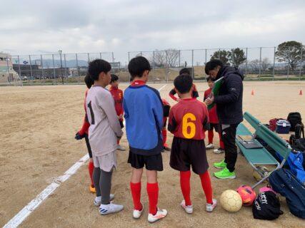 U-11・1st 福岡地区1部リーグ vs 東月隈