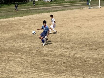 ジュニアユーストップ TRM vs アザレア、エストレーベ(佐賀県1部)〜いよいよリーグが近づいてきました。何が必要かをそろそろ感じ取れるようになってきたかな〜