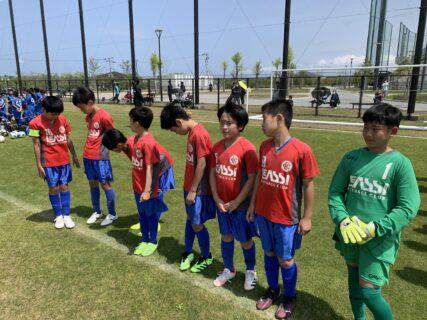 U12 2nd 3部リーグ開幕!!vs 小田部南、福岡西〜まずはリーグ戦の中で責任感を植え付け、闘える集団になろう〜