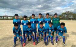 U15 2nd支部リーグ開幕!【個人とチームの成長を目指して】