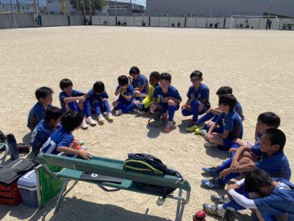 U-11・2nd 練習試合  vs ゴラッソ