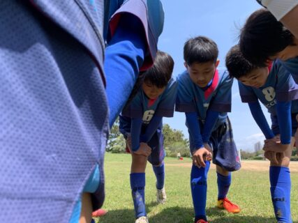 U-12・1st 1部リーグ第1・2節