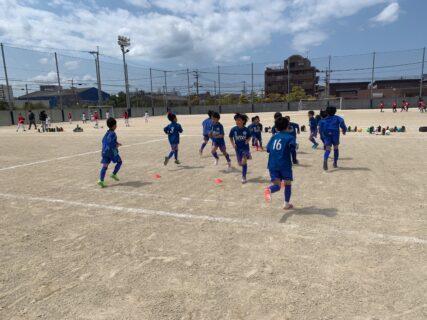 U-10 練習試合 vs 壱岐