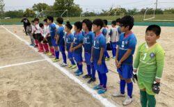 U-11 1st 1部リーグ開幕!(vsMARS、今宿)
