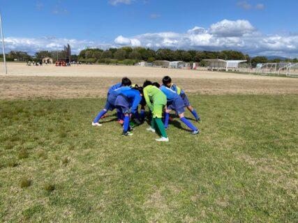 U-12・1st 福岡支部1部リーグ第3・4節 vsルーザ・ZYG