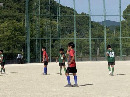U12 2nd TRM vs 糟屋FC〜対戦相手に関わらずしっかりプレーできる選手が増えてきました〜