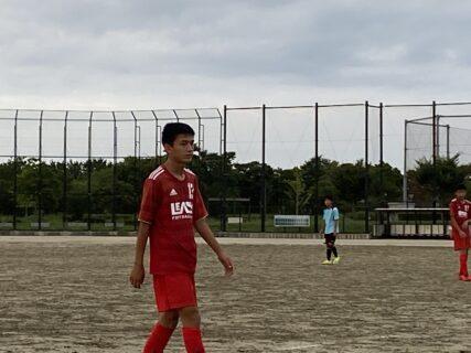 ジュニアユーストップ TRM vs フクオカーナU15〜リスタートでもう一回丁寧にサッカーを見直そう〜